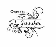 PERSONALIZED  CUSTOM MADE NAME HANDLE MOUNTED RUBBER STAMPS CRAFT SCRAPBOOKS C18