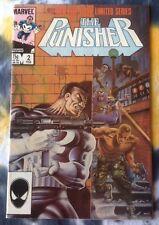 PUNISHER #2 (mini series) - Marvel Comics (1985) - nm