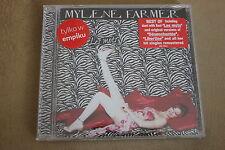 Mylene Farmer - Les Mots CD Polish Stickers