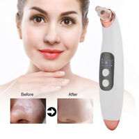 6 In 1 Electric Blackhead Remover Facial Skin Pore Cleaner Vacuum Acne Cleanser
