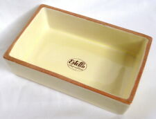 Rare ESTELLO France Ceramic BUTTER DISH