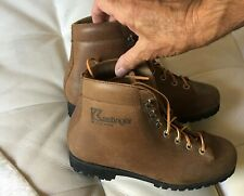 Kastinger Womens Leather Hiking Boots/Made in Austria Size 6.5M/NWOB