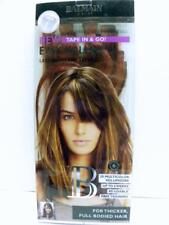 "Balmain Hair Extension HUMAN Hair~Easy Volume Tape Extention 16"" Warm Carmel"