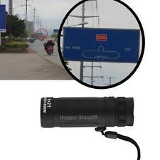 8X21 Focus Monocular Telescopes Optics Telescopic Survival Outdoor Hunting + Bag