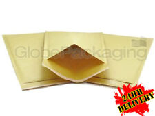 50 x AROFOL ar9 GOLD bolla buste imbottite sacchetti 300x445mm J / 6 * CONSEGNA 24 H *