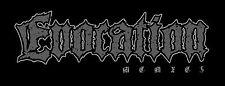 "Evocation "" Logo "" Patch / Aufnäher 602377 #"