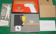 Colt Gold Cup National Match PRE-70 Series Box & paperwork 45 cal or 38 Super