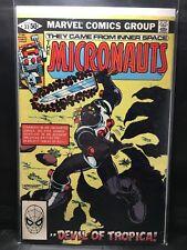 Micronauts #33  Marvel Bronze Age Comic Book
