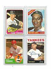 1964 TOPPS auto SIGNED bud DALEY set/CARD #164 NY-new york YANKEES team