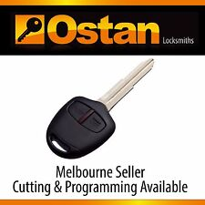 Complete Integrated Key & Remote to suit Mitsubishi Triton ML & MN (Aftermarket)