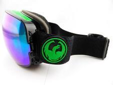 Dragon X2s LumaLens Green Ion Snowboard/Ski Goggles, M Split