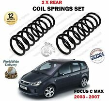 Per FORD FOCUS CMAX C MAX MPV 2003-2007 NUOVO 2 X Posteriore Molle A Spirale Set