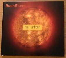 BRAINSTORM My Star CD Single (Latvia Eurovision Song Contest 2000)