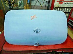 MG Midget, Sprite, Trunk Lid or Boot, Original, !!