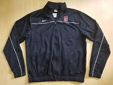NIKE Stanford ® Men's Sweater Full-Zip Jacket Sz. XXL
