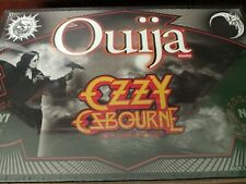 Ozzy Osbourne Ouija Board Sealed Collector's Edition Hasbro Mystifying Game