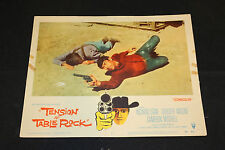 1956 Tension at Table Rock Lobby Card #2 Dorothy Malone 56/421 (C-5)