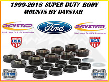 Daystar Body Mount Bushings for Ford F-250/F-350 Super Duty 1999-2018 ALL BODY'S