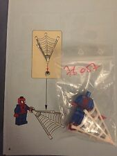 LEGO Marvel 76005 combat suprême pont Web Warriors Minifigure Spider-Man NEUF