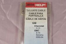 Tailgate Support Cable Dorman 38534 GM Chevrolet GMC 2003-94