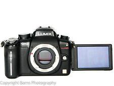 Panasonic LUMIX DMC-GH2 16.0MP Digital Camera Black Body Only Micro Four Thirds