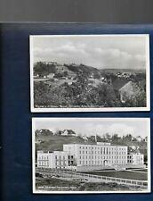 GERMANY 1939 TWO POSTCARDS-OSTMARK,PASSAU