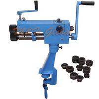 Rotary Machine Sheet Metal Forming Bead Roller Steel Bender Fabrication