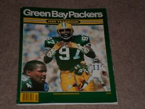 HOF BART STARR SIGNED AUTOGRAPHED 1989 GREEN BAY PACKERS YEARBOOK JSA CERTIFIED