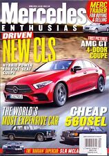 Mercedes Enthusiast Issue 198 April 2018