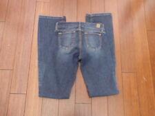 Women's GUESS Carla/Boot Cut Stretch Dark Wash Jeans Sz 24