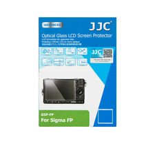 JJC Optical Glass LCD Screen Protector for Sigma FP Camera