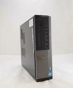 Dell Optiplex 790 DT Core i5-3470 3.2GHz 8GB RAM 500GB HDD Windows 10 Pro