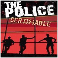 THE POLICE CERTIFIABLE TRIPLO VINILE  LP 180 GRAMMI NUOVO E SIGILLATO !!