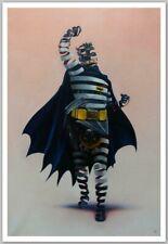 Super A Stefan Thelen Batman /75 Sold Out Art Print Poster Whatson Banksy OBEY