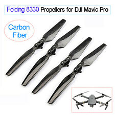 4pcs 8330F Folding Carbon Fiber Propellers Prop Blades For DJI Mavic Pro Drone