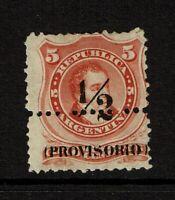 Argentina SC# 42b Mint Hinged / Multi Hinge Rem - S9481