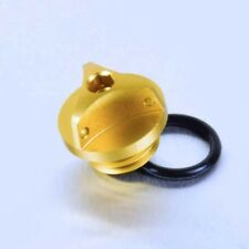 Pro-Bolt Aluminium Oil Filler Cap M20 x (2.50mm) - Gold Yamaha MT-125 14+