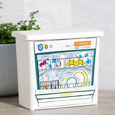 Novelty Plastic Dishwasher Tablet Tabs Storage Box Holder Container Under Sink