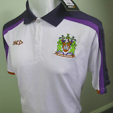 WIGAN WARRIORS POLO SHIRT MENS SIZE LARGE