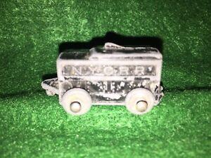 Vintage 1930s NYCRR COAL TENDER Barclay Slush Cast Metal Toy Train Car