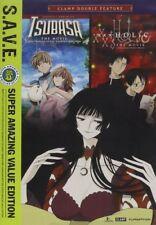 Clamp: Tsubasa Chronicle with Xxxholic - S.A.V.E. [New DVD] Dubbed, Subtitled