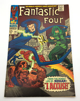 Fantastic Four #65 (1967) VF- 7.5, KEY! 1st appearance RONAN THE ACCUSER!