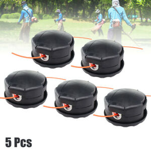 5Pcs Trimmer Head For Echo SRM-225 SRM-230 SRM-210 Speed-Feed 400 Weed Eater