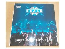 Tesla – Five Man Acoustical Jam - 2 LP OIS