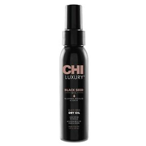 CHI Luxury Black Seed Dry Oil 3.0 oz / 89 ml Strengthens and fortifies hair