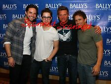 STEVE BURTON Brandon Barash SCOTT REEVES Bradford Anderson GENERAL HOSPITAL 3211