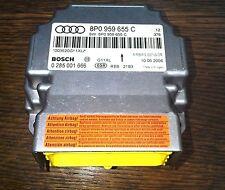Audi ECU module 8P0959655C / 8P0 959 655 C - TESTED & GUARANTEED