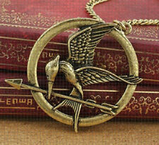 Pendant of the Inc Mockingjay of the Games of the Hunger