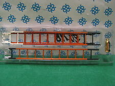 Vintage - Scale Pompieri allungabili  bicolore + Estintore   - Codice  20118
