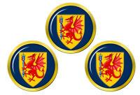 Somerset (Angleterre) Marqueurs de Balles de Golf
